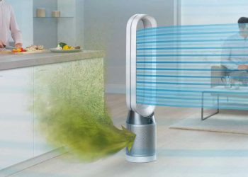 Dyson Pure Cool Link Test