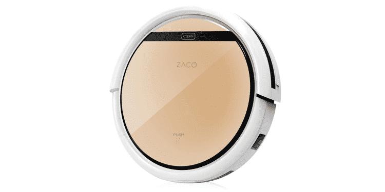 ZACO V5S Pro Test
