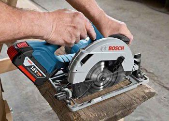 Bosch Professional Akku-Kreissäge GKS 18 V-57 G