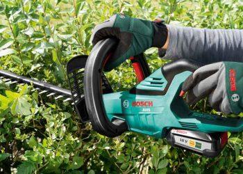 Bosch AHS 50-20 LI Test