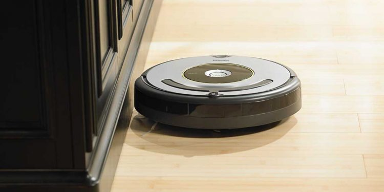 iRobot Roomba 615 Test