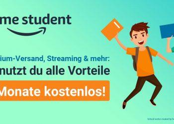 Prime Student kostenlos