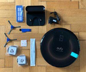 eufy RoboVac G30 Edge Testbericht