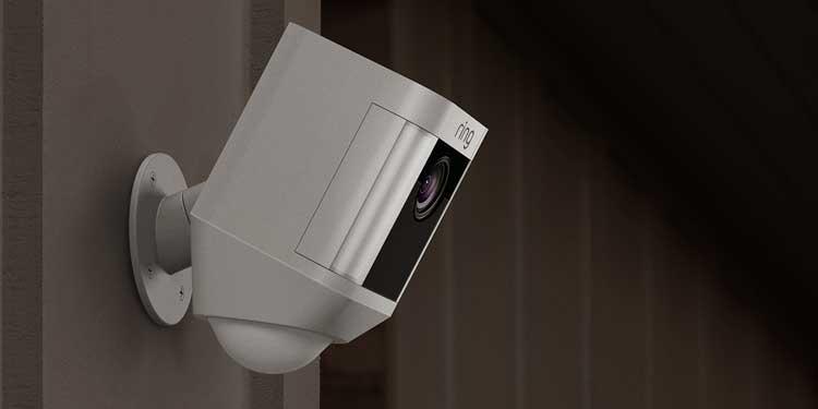Ring Spotlight Cam Battery Test Akku