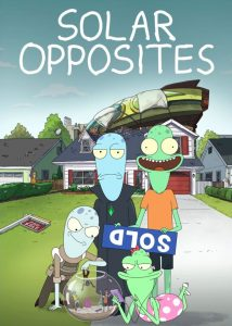 Solar Opposites Star Originals Serie Disney Plus